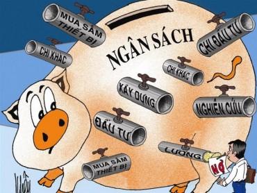 Bức tranh thu - chi ngân sách Nhà nước: Thu đã khó, chi phải chuẩn