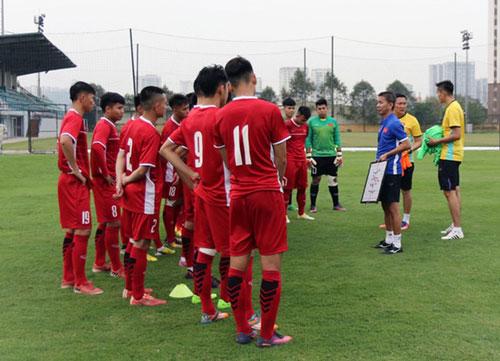 U19 Việt Nam chờ may mắn tại VCK U19 châu Á 2018