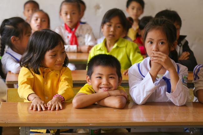 Sơn La: Ngày cuối đến trường của học sinh vùng cao trước kỳ nghỉ hè