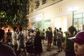 Cháy chung cư tại Trần Thái Tông: Người dân chạy tán loạn trong đêm