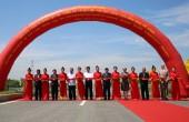Khánh thành cầu Cao Lãnh, công trình hữu nghị Việt Nam – Australia