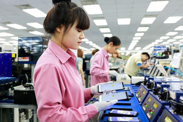 Hàn Quốc đang là nhà đầu tư lớn nhất tại Việt Nam