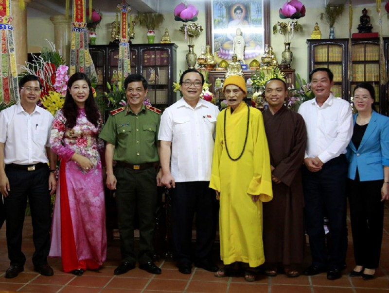 Tăng ni, Phật tử đóng góp quan trọng trong phát triển kinh tế - xã hội