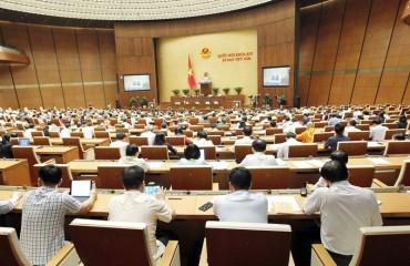 Kỳ họp thứ 5 Quốc hội khóa XIV: Nâng cao chất lượng xây dựng luật