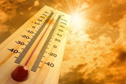 Nắng nóng kỷ lục sẽ diễn ra vào giữa tháng 5