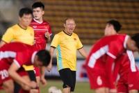 HLV Park Hang Seo yêu cầu VFF làm điều chưa từng có để giành HCV SEA Games