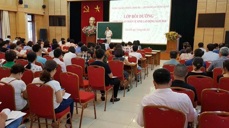 Các cấp Công đoàn Hà Nội: Hiệu quả trong công tác bảo hộ lao động