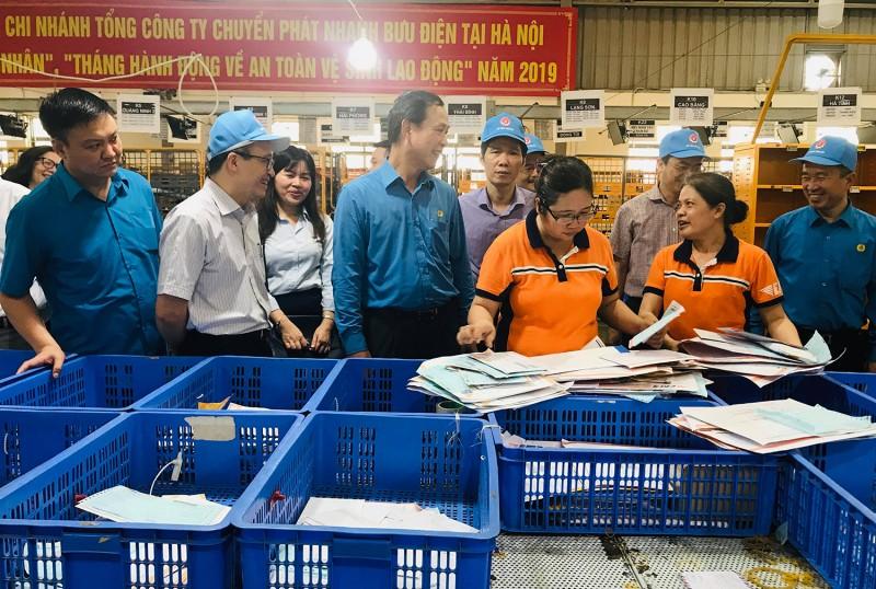 Nhiều giải pháp tăng cường an toàn vệ sinh lao động