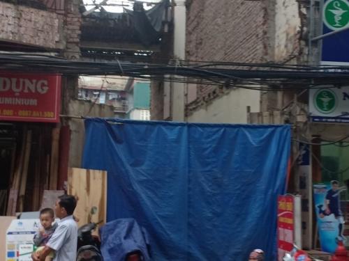 Đề nghị UBND quận Hoàn Kiếm làm rõ khiếu kiện của người dân
