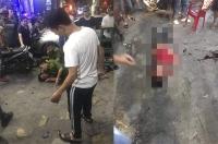 Khống chế kẻ dùng dao chém trọng thương 2 vợ chồng, tấn công cảnh sát