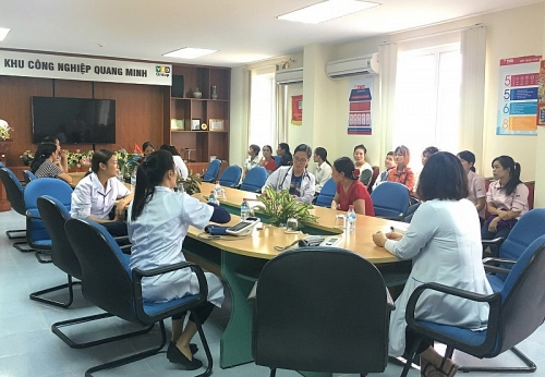Công đoàn Thủ đô: Quan tâm người lao động bằng những việc làm thiết thực