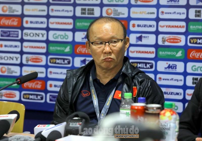 HLV Park Hang Seo sẽ khiến Thái Lan bất ngờ tại King's Cup 2019