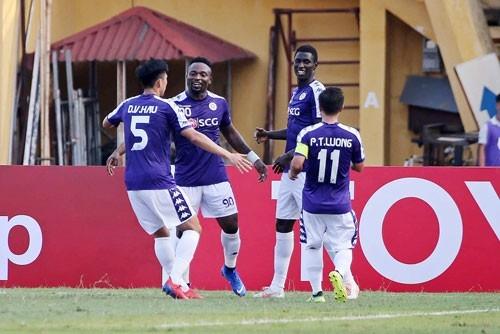 Siêu phẩm bất ngờ, Hà Nội đưa Bình Dương vào bán kết AFC Cup 2019