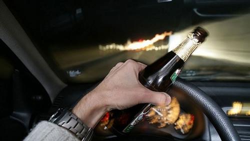Khi tham gia giao thông: Nói không với rượu bia