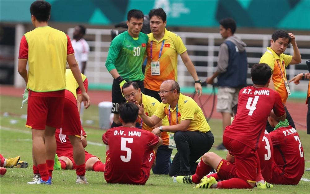 HLV Park Hang Seo đã trở lại Việt Nam để tuyển quân cho tuyển Việt Nam