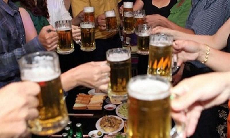 Nói không với lạm dụng rượu, bia