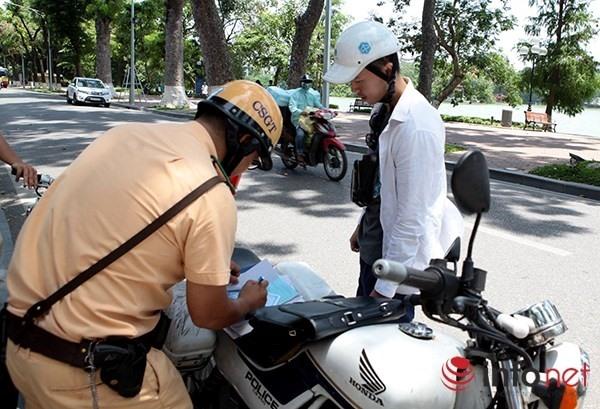 Mất giấy phép lái xe khi tham gia giao thông có bị xử lý không?