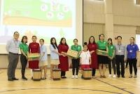 Nestlé đồng hành cùng mGreen triển khai các hoạt động bảo vệ môi trường tại trường học và khu dân cư