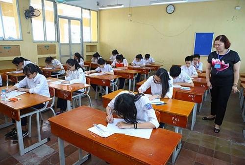 Kỳ thi tuyển sinh lớp 10 THPT năm học 2019 - 2020: Căng như dây đàn trước giờ G