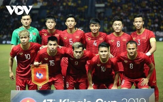 Bất ngờ trong danh sách tập trung đội tuyển Việt Nam của thầy Park