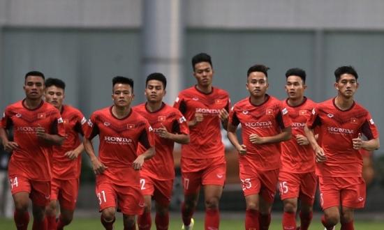 U23 Việt Nam được xếp trên Nhật Bản tại vòng loại U23 châu Á 2022