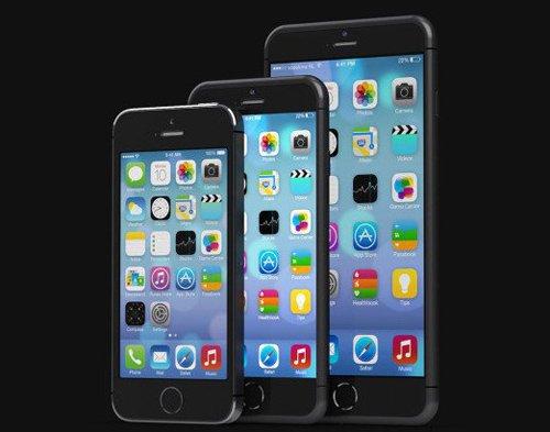 apple co nen thay doi kich co cho iphone