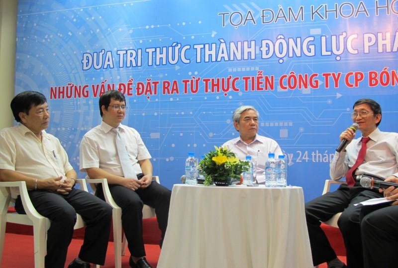 Bóng đèn phích nước Rạng Đông: Chủ động hội nhập TPP