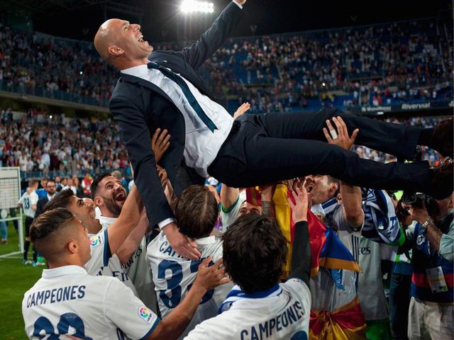 Real Madrid nhận thưởng lớn nếu vô địch Champions League