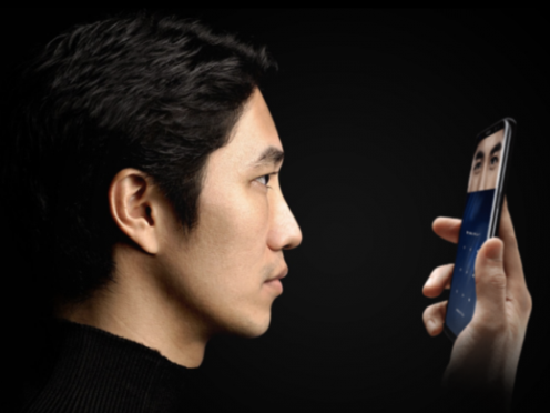 Bảo mật mống mắt của Galaxy S8 có thể phá bằng... hồ dán