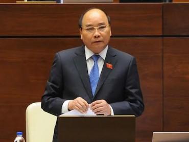 Thủ tướng phát biểu và trả lời chất vấn trước Quốc hội