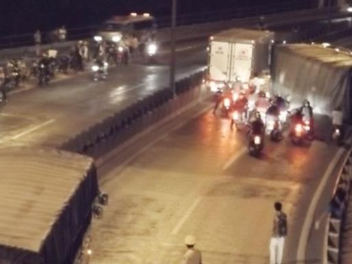 Tài xế xe tải bị chính chiếc xe của mình cán tử vong