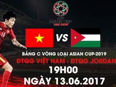 Đội tuyển Việt Nam – Jordan: Cơ hội giành chiến thắng cho chủ nhà