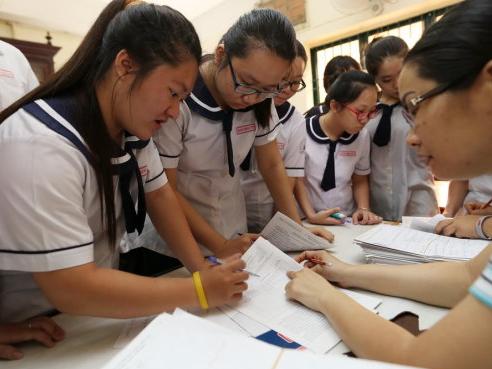 75% thí sinh đăng ký dự thi THPT để xét tuyển đại học
