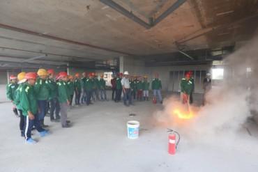 Hàng chục ngàn người được huấn luyện an toàn vệ sinh lao động