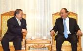 Thủ tướng tiếp Chủ tịch Tập đoàn bán lẻ hàng đầu Thái Lan