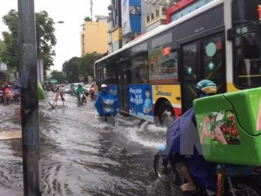 Các tỉnh miền Bắc tiếp tục có mưa diện rộng, có nơi mưa rất to
