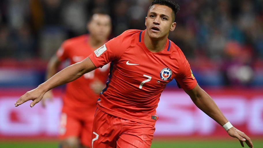 """Xé lưới ĐT Đức, Alexis Sanchez thiết lập 2 cột mốc """"khủng"""""""