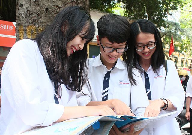 16h chiều nay, đáp án chính thức các môn kỳ thi THPT quốc gia 2017 sẽ được công bố