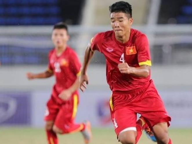 Đức Chinh sát cánh cùng Công Phượng dự vòng loại U23 châu Á 2018