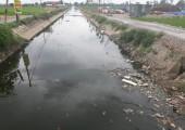 Hàng trăm hộ dân chịu khổ vì mương ô nhiễm