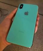 Lạ mắt với hai màu Xanh và Tím độc lạ dành cho iPhone Xs