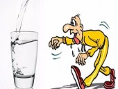 Làm thế nào để ngăn chặn mất nước vào mùa hè?