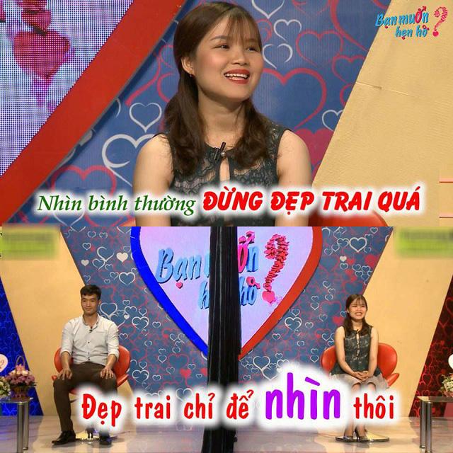 chang trai giong het cau thu ha duc chinh gay sot chuong trinh hen ho