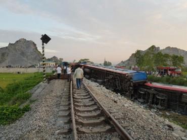 Lắp camera giám sát tại các đường ngang để ngăn ngừa tai nạn đường sắt