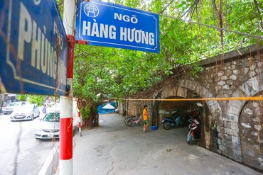 6 vòm đá trăm tuổi ở Hà Nội sẽ được đục thông làm không gian đi bộ