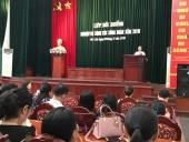 LĐLĐ huyện Gia Lâm: Bồi dưỡng nghiệp vụ công tác công đoàn