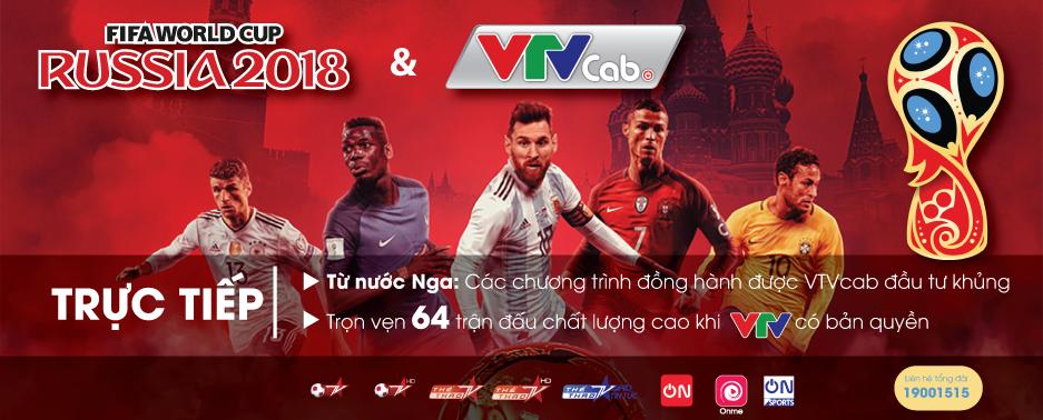 vtvcab phat truc tiep 64 tran dau world cup 2018
