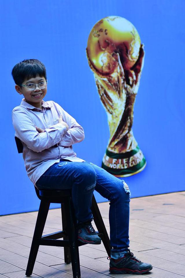 cau be viet nam duy nhat duoc du tran chung ket world cup 2018 la ai