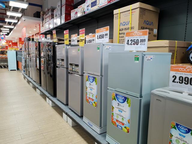 Tủ lạnh sẽ phải thử nghiệm và dán nhãn năng lượng trước khi ra thị trường