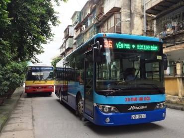 Hà Nội sắp thí điểm 3 tuyến mini buýt đi vào các phố nhỏ